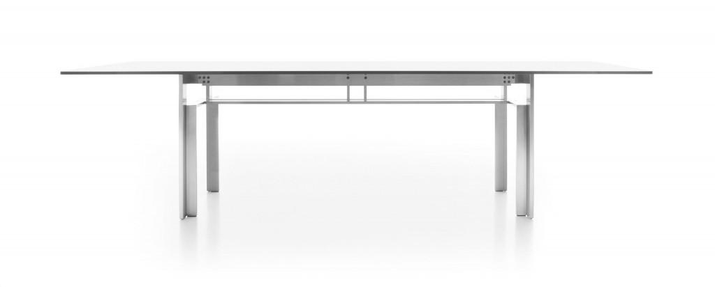 Una mesa como resumen de todo: la Doge.