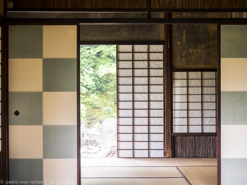 Villa Imperial Katsura o cómo tomar el te molando (mucho). luz10, pedro ivan ramos