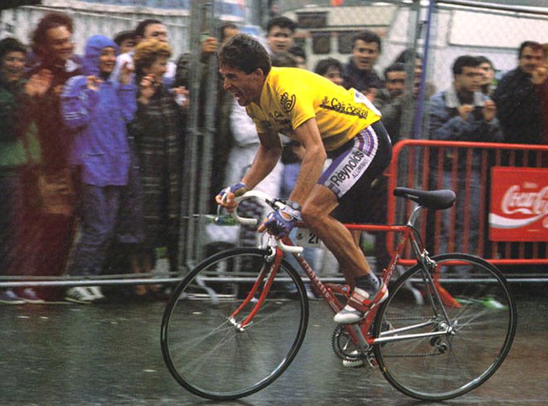 1989, La Vuelta de Perico. Un año antes, el Tour