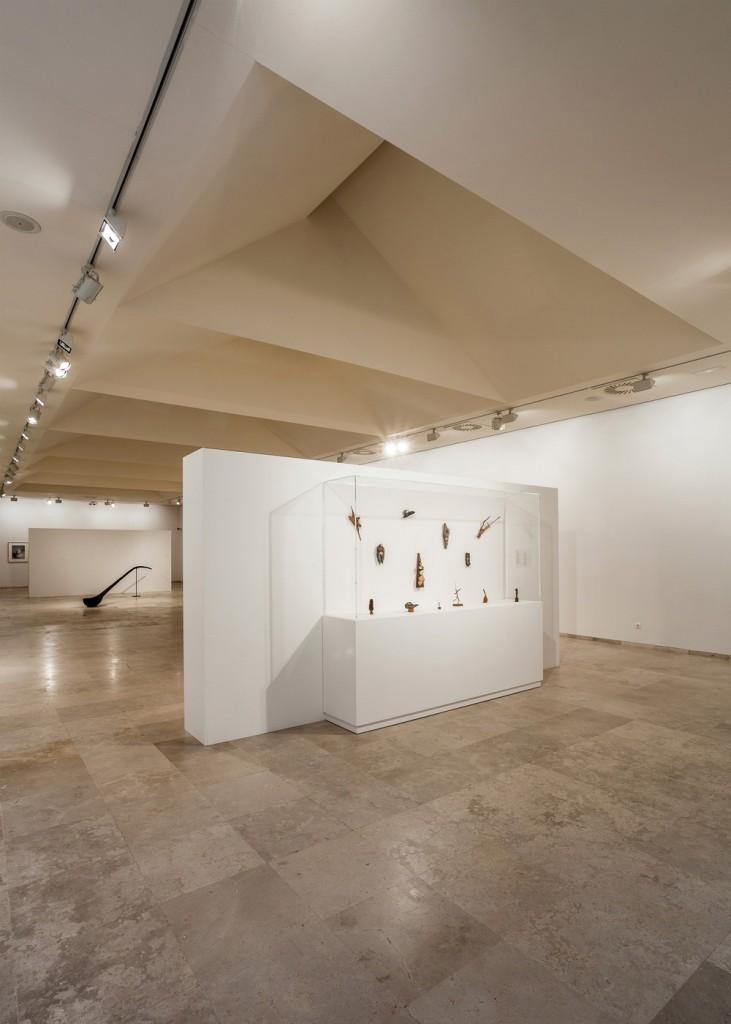 Museo Patio Herreriano. Juan Carlos Arnuncio, Clara Aizpún, Javier Blanco.
