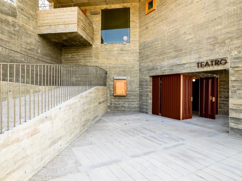 Centro Cultural en Simancas. Gabriel Gallegos.