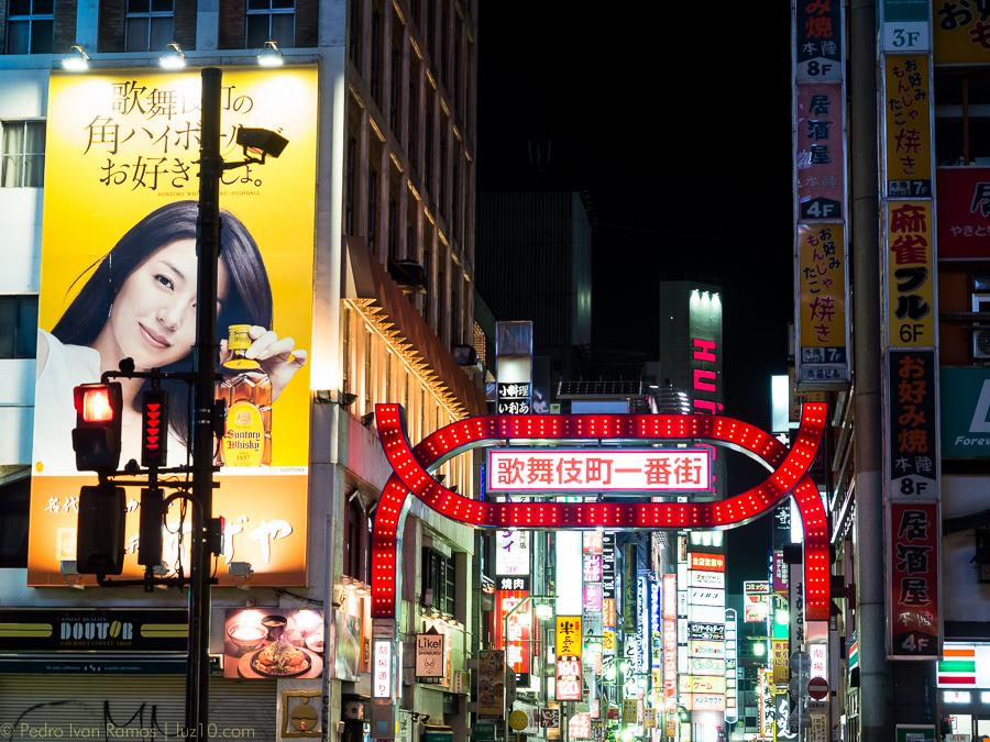 Tokyo Luz10 © pedro ivan ramos martin
