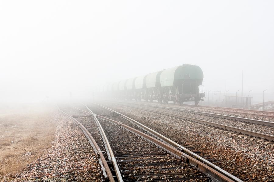La niebla no deja ver © pedro ivan ramos martin luz10