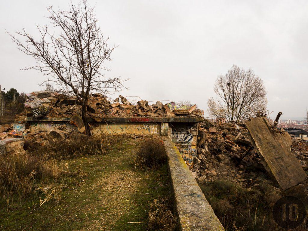 © pedro ivan ramos martin · luz10.com · ruinas · chalet parquesol