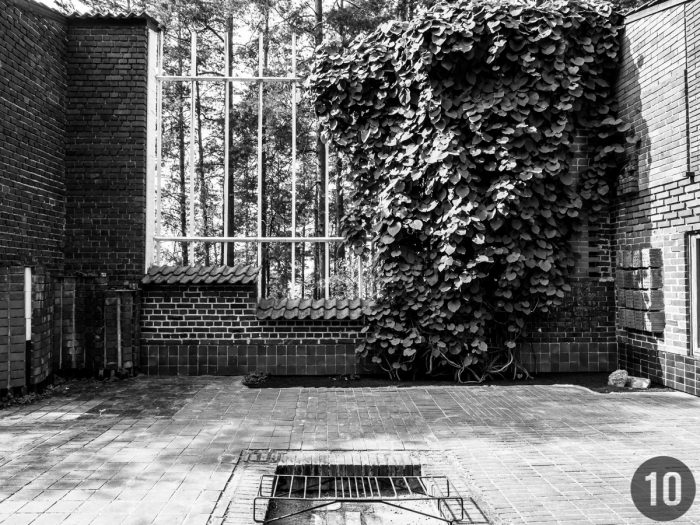 alzado de patio © luz10.com