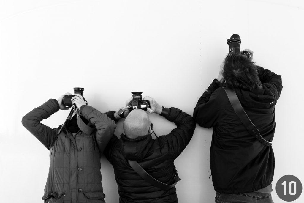 Saben hacer fotos, saben mirar, saben que lo saben. © luz10.com